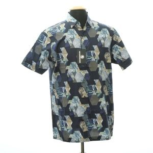 Hart Schaffner Marx Male. Large. Button Up